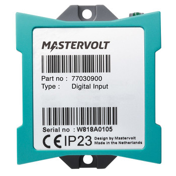 Mastervolt MasterBus Digital Input - Straight View