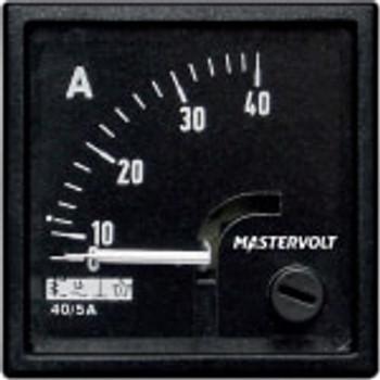 Mastervolt AC Amps Meter - 0-40A
