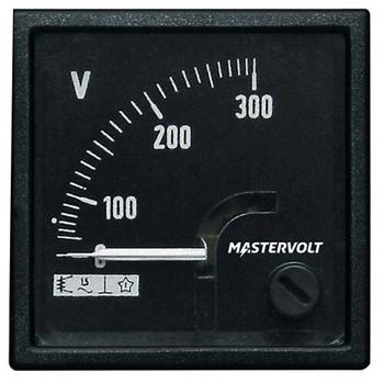 Mastervolt AC Volt Meter - 0-300V