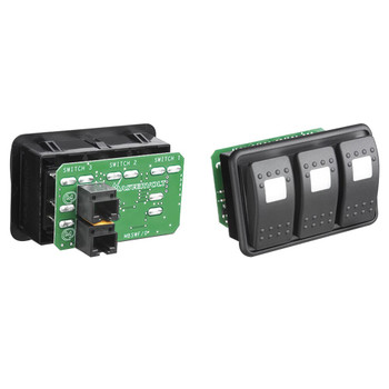 Mastervolt Switch Input 3 PCB - Switch View