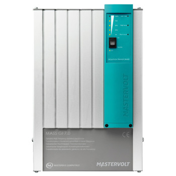 Mastervolt Mass GI Isolation Transformer - 7kW - Front View