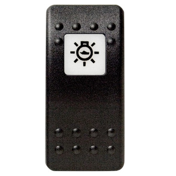 Mastervolt Waterproof Switch Button - Running Lights