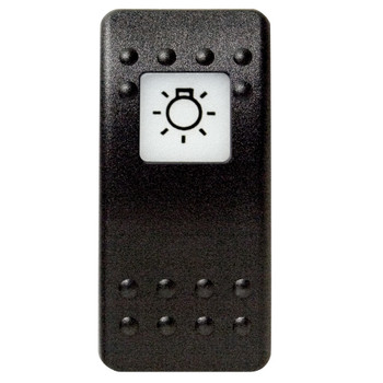 Mastervolt Waterproof Switch Button - Main Light Switch