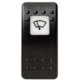 Mastervolt Waterproof Switch Button - Windshield Wiper