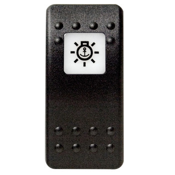 Mastervolt Waterproof Switch Button - Anchor Light