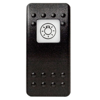 Mastervolt Waterproof Switch Button - Light