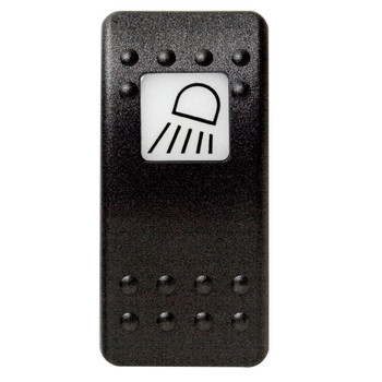 Mastervolt Waterproof Switch Button - Work Light (Version A)
