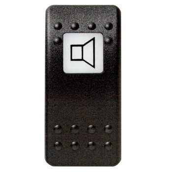 Mastervolt Waterproof Switch Button - Speaker