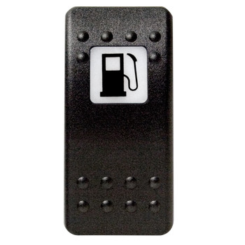 Mastervolt Waterproof Switch Button - Gas/Fuel