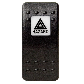 Mastervolt Waterproof Switch Button - Hazard Warning