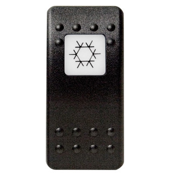 Mastervolt Waterproof Switch Button - Air Conditioning