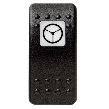 Mastervolt Waterproof Switch Button - Supplemental Steering