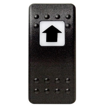 Mastervolt Waterproof Switch Button - Arrow Up