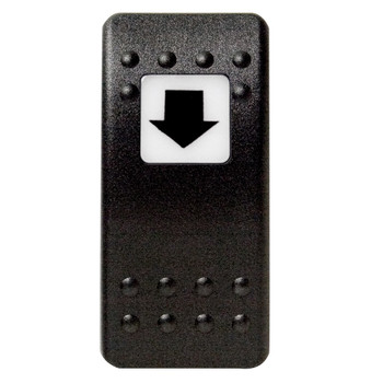 Mastervolt Waterproof Switch Button - Arrow Down