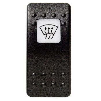 Mastervolt Waterproof Switch Button - Windscreen Heating