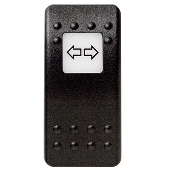 Mastervolt Waterproof Switch Button - Direction Indicator
