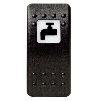 Mastervolt Waterproof Switch Button - Water Flushing Tap