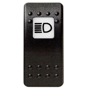 Mastervolt Waterproof Switch Button - High Beam