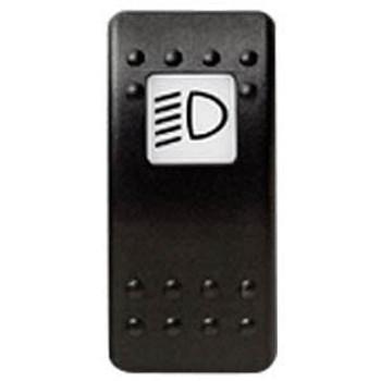Mastervolt Waterproof Switch Button - Dipped Beam