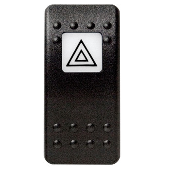 Mastervolt Waterproof Switch Button - Warning Electrical Cables