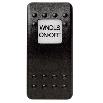 Mastervolt Waterproof Switch Button - Anchor Winch
