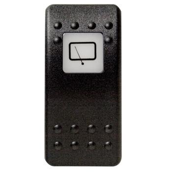 Mastervolt Waterproof Switch Button - Rear Windscreen Wiper