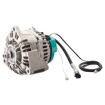Mastervolt Alpha Compact Alternator - 14/120A (No Pulley)