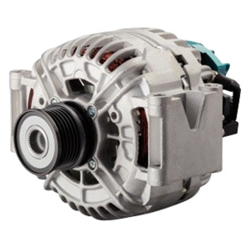 Mastervolt Alpha Compact Alternator - 14/200A (with Pulley 6 Ribs - 50mm)