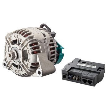 Mastervolt Alpha Compact Alternator - 14/120A