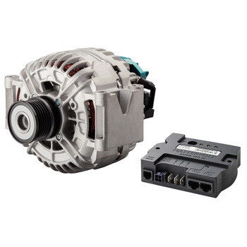 Mastervolt Alpha Compact Alternator - 14/200A