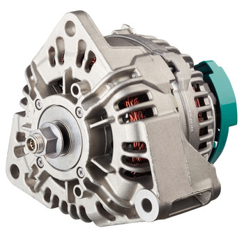 Mastervolt Alpha Compact Alternator - 28/110A - Side View