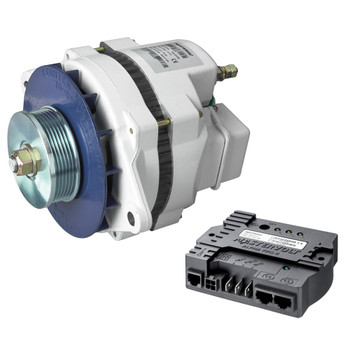 Mastervolt Alpha Alternator 24V/75A - MB Multigroove