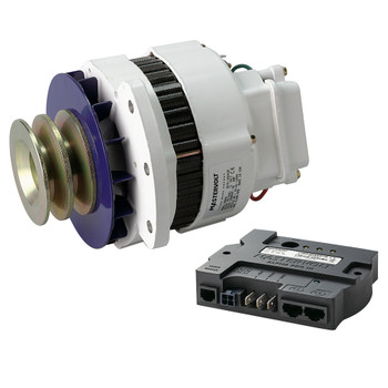 Mastervolt Alpha lll Alternator - 12V/90A