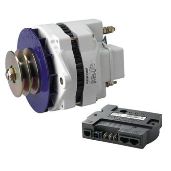 Mastervolt Alpha lll Alternator - 12V/130A