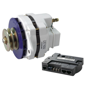Mastervolt Alpha lll Alternator - 24V/75A