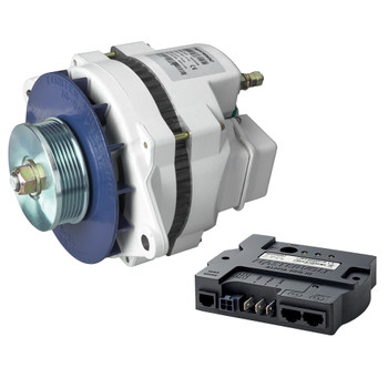 Mastervolt Alpha lll Multigroove Alternator - 24V/75A