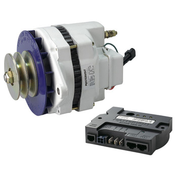 Mastervolt Alpha lll Alternator - 24V/110A