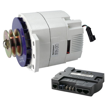 Mastervolt Alpha lll Alternator - 24V/150A