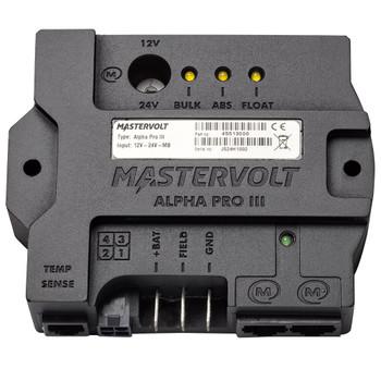 Mastervolt Alpha III Pro Charge Regulator - Top View