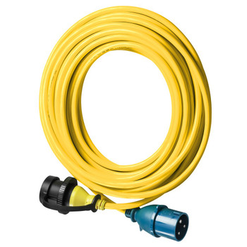 Mastervolt Power Cable 25A - 25m/4mm² - Yellow