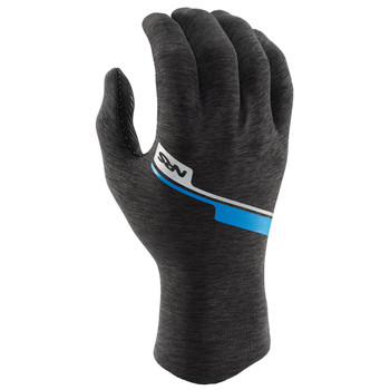 NRS Men's HydroSkin Gloves - back hand