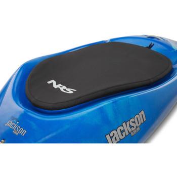 NRS Super Stretch Neoprene Cockpit Cover - in use