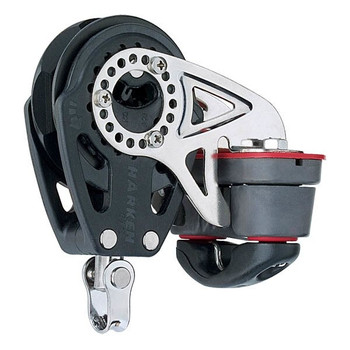 Harken Carbo Ratchet Block with Swivel and Cam Cleat 2138 - 57mm