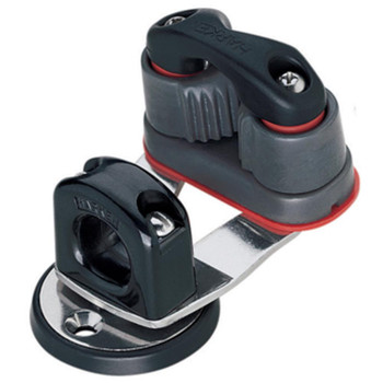 Harken Bullseye Swivel Base Cam Cleat with Carbo-Cam 241