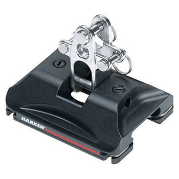 Harken High-Load Small Boat Car with Stand-Up Toggle 2731 - 22mm