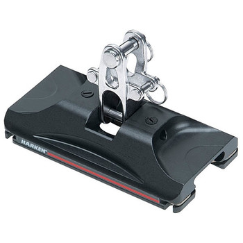 Harken 1250 Small Boat High-Load Car with Pivoting Toggle 2735 - 22mm