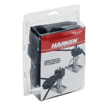 Harken Stanchion-Mount Lead Block Kit 7404