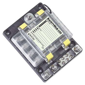 Blue Sea SafetyHub 150 Fuse Block
