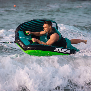Jobe Revolve Towable - 1 Person - action on the water