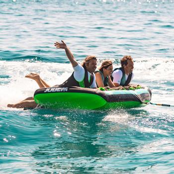Jobe Revolve Towable - fun on the water